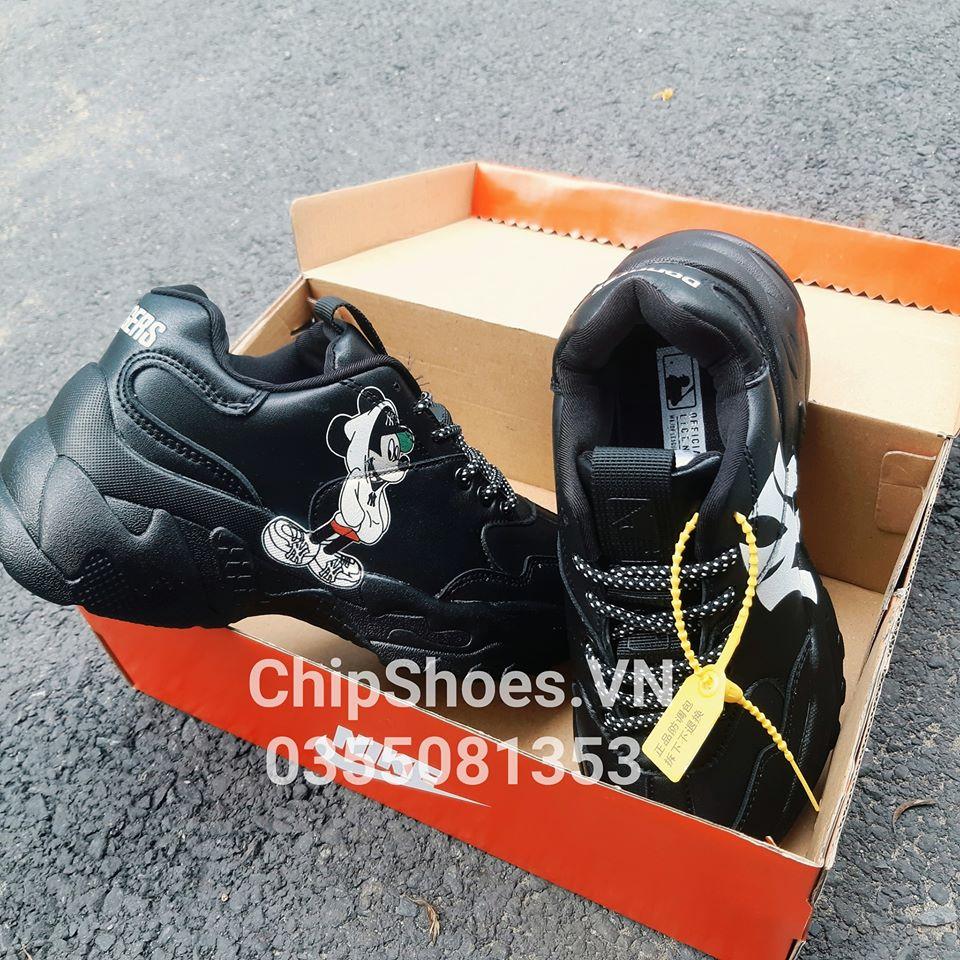 giày thể thao mlb x disney