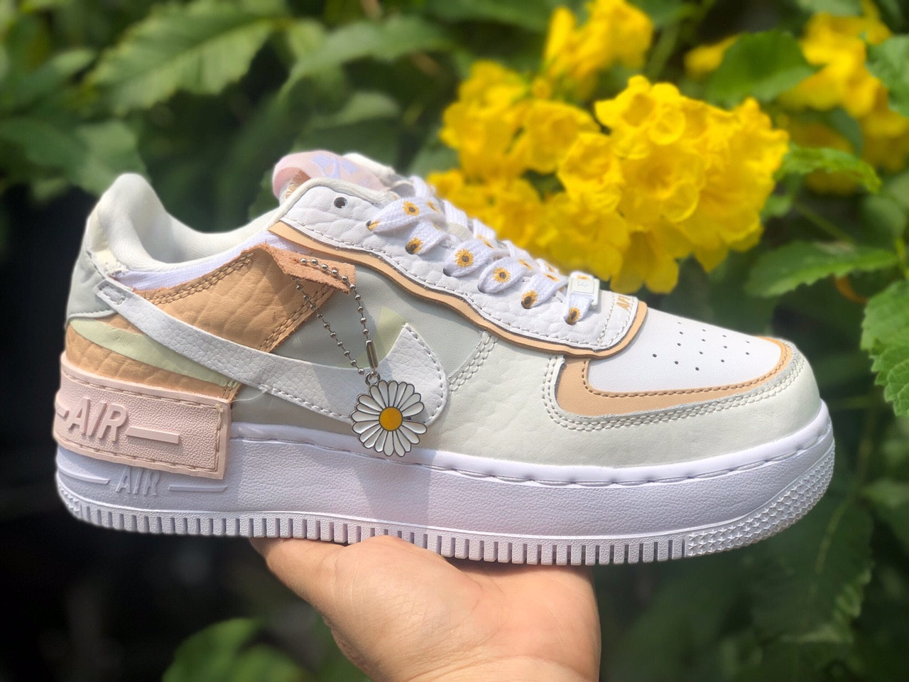giày thể thao nike air force 1 shadow se