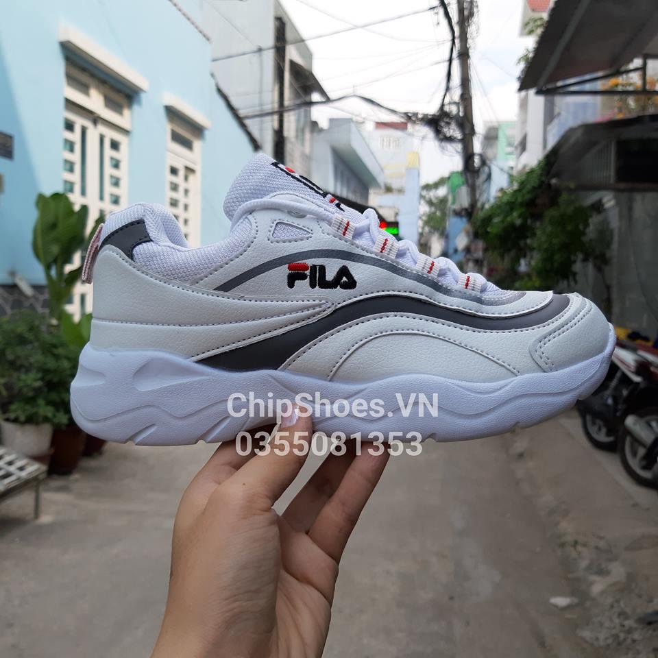 Giày Thể Thao Fila Gray