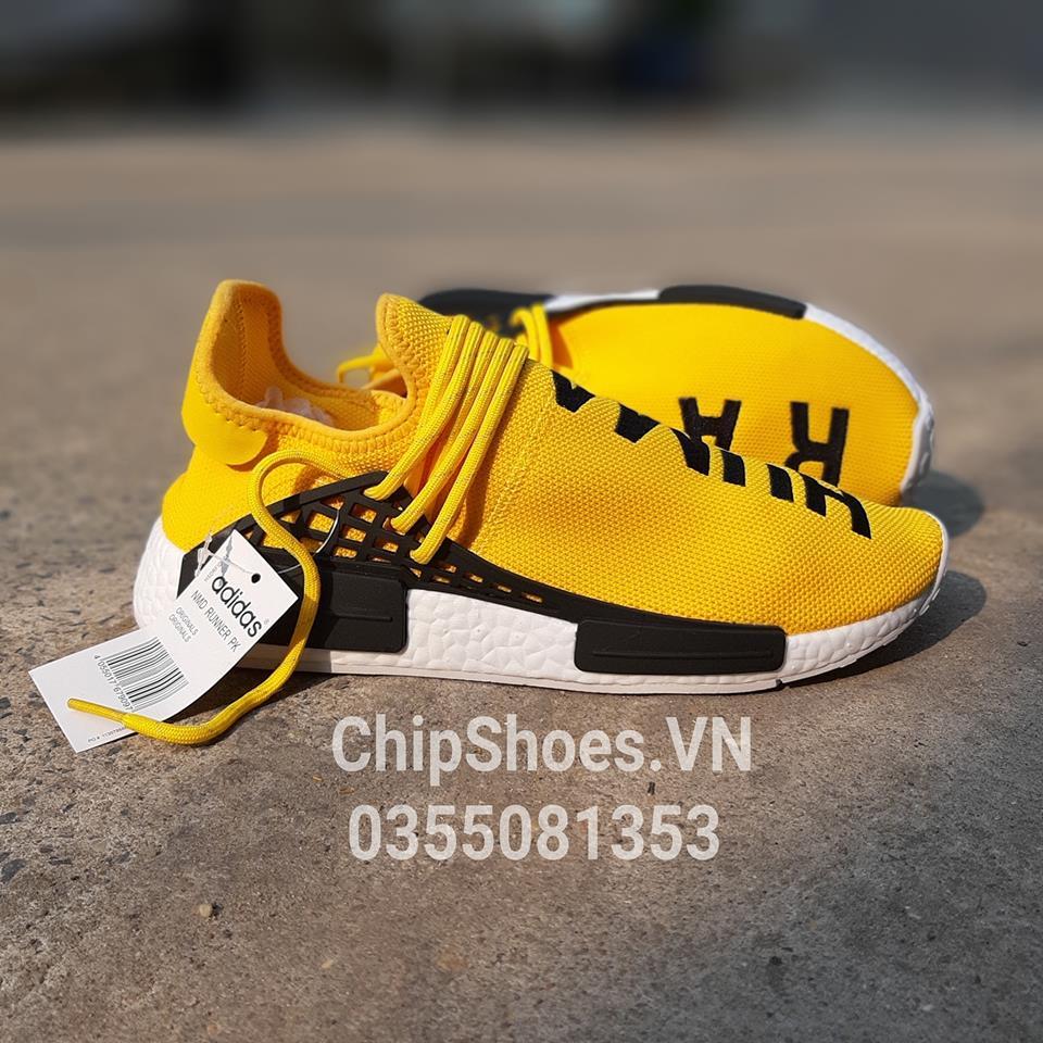 giày thể thao human race vàng