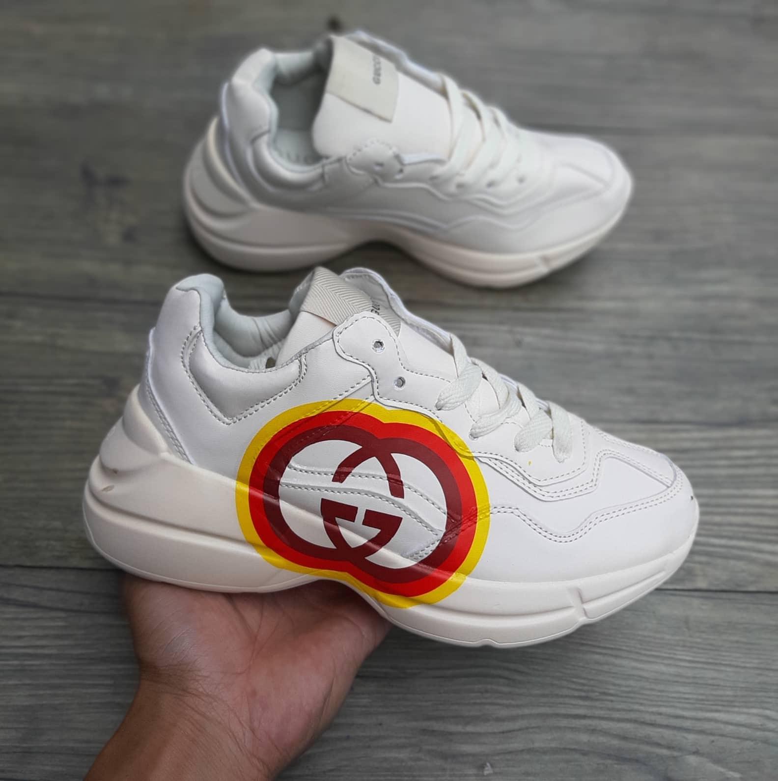 giày thể thao gucci trend mới