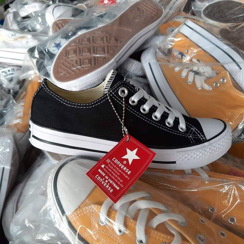 giày converse classic đen